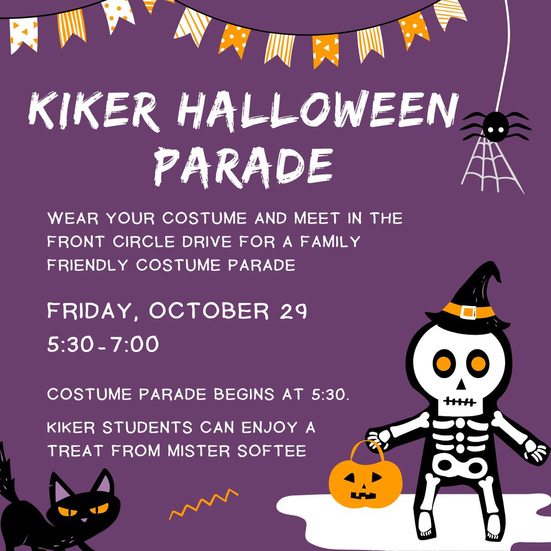 2021 Halloween Parade